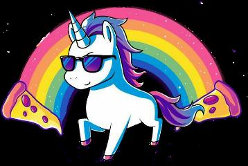 unicorns freetoedit scrainbow rainbow