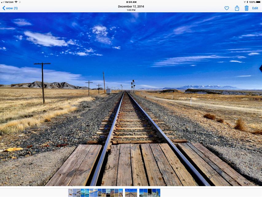 Point Counter Point #AngelEyesImages#landscape#landscapephotography#trains#traintracks#perspective#vanishingpoint#instagram#instagramers#instagrammers#picsart#picoftheday#nikon#nikonusa#nikond5300#nikonphotography#utah#utahlandscape#landscapephotographer#lumixusa#canonusa