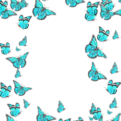 butterflyframe newbrushes freetoedit