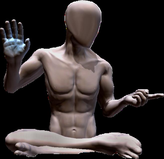 #mr_idiom #man #noface #faceless #sitting #hand #freetoedit