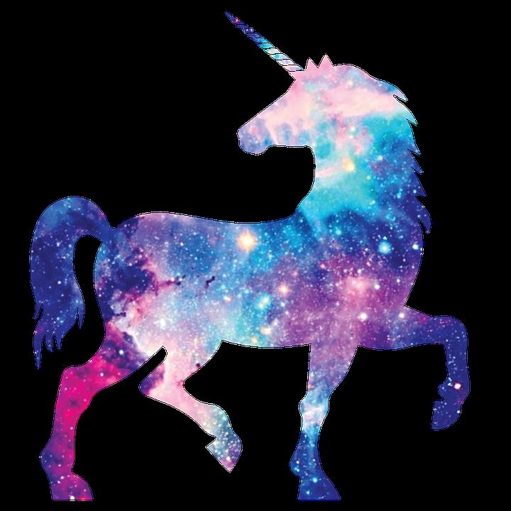 Galaxy Unicors, as you can see #Unicorn #galaxy #universe #magic #horse