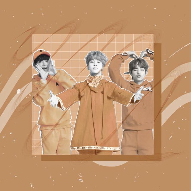 #bts #maknaeline #kpop #army #btsarmy #jungkook #jimin #taehyung #v #orange 🧡