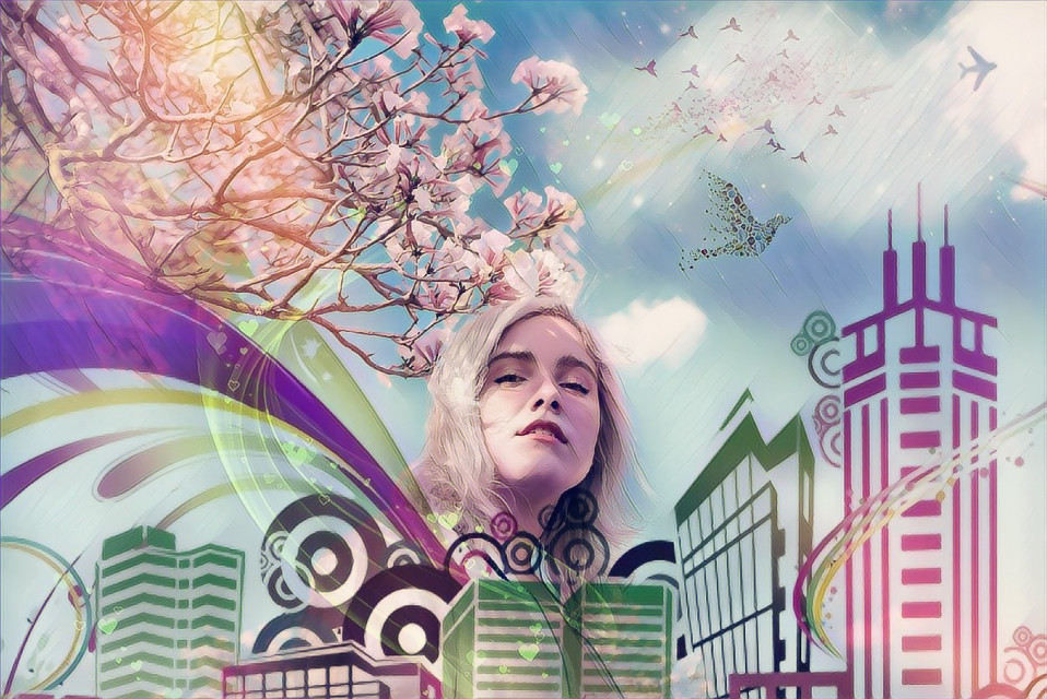 #ircspringtimefashionista #springtimefashionista #spring #city