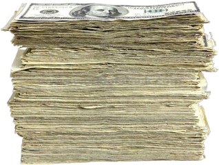 money stacked stack wad bands freetoedit