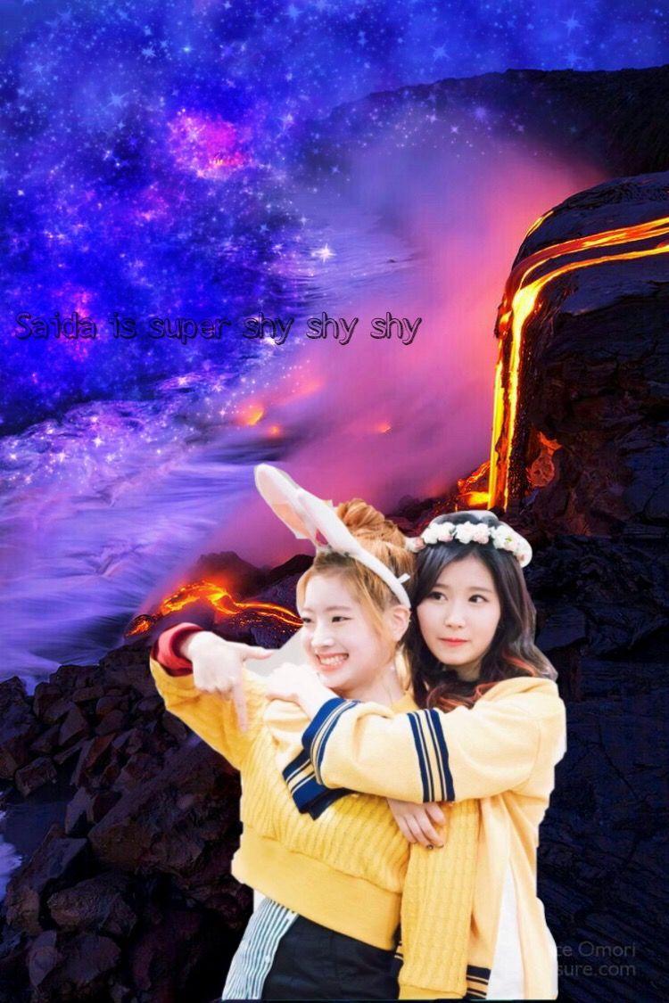 Dahyun Sana Saida Wallpaper Kpop Twice