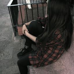 alonegirl alone black