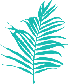 ftestickers tropical leaves freetoedit
