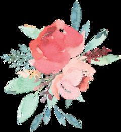 watercolour flowers painting art artists freetoedit