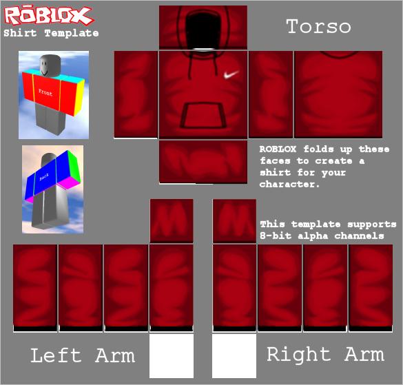 roblox template - Image by caveraotaku-block