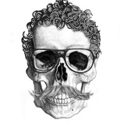 madewithpicsart picsart skulls skullface skullart