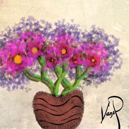 freehand flowersoul dcflowery flowery