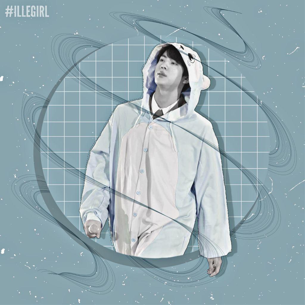 #bts #seokjin #kpop #amy #btsarmy #bangtanboys #jin #blue 🦕