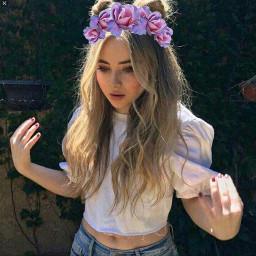 flowercrown queen freetoedit