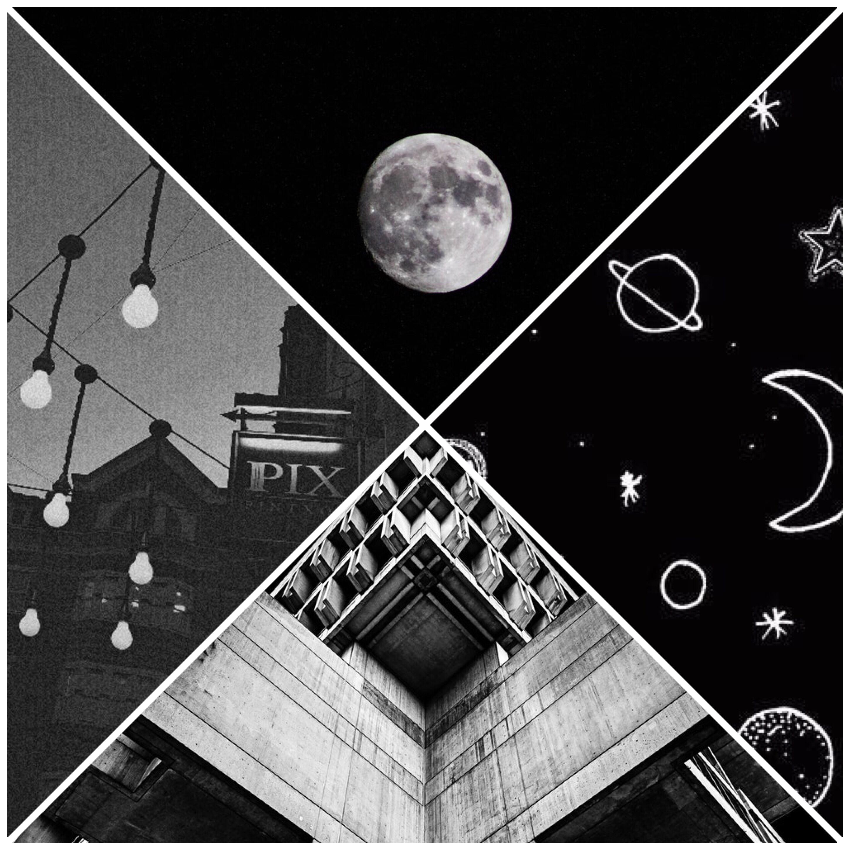 space black aesthetic - HD2896×2896