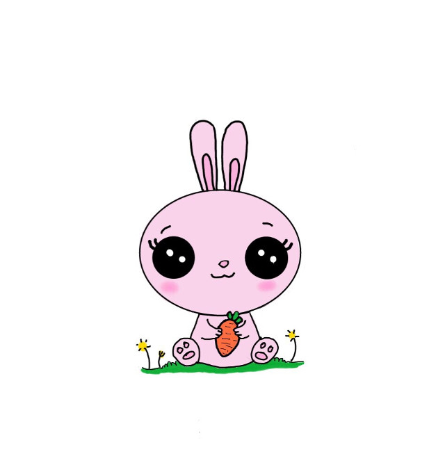 There's nothing cuter than a kawaii Easter bunny! We can't help being eggcited for Easter when we see this drawing, and we can imagine you are too! Special thanks to talented artist @alanasofiao for drawing this adorable Easter bunny! Be creative with a cool remix or draw something related to Easter! #Easter #Bunny #EasterBunny #Kawaii #Adorable #Cute #FreeToEdit