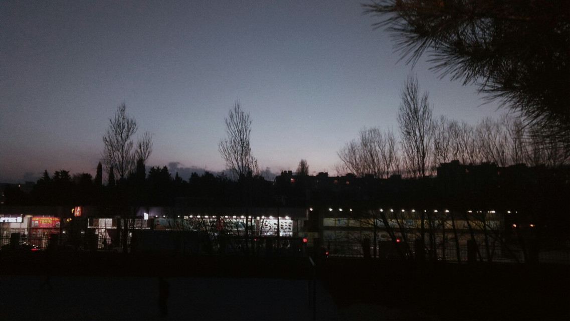#sky#sunlight #sunset #baku#byme#clouds#blue #azerbaijan