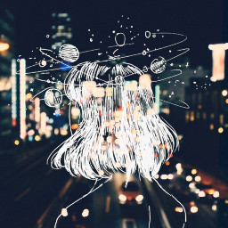 city lights mind freetoedit