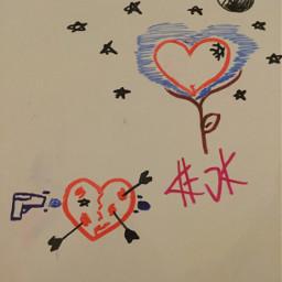 katokachan katoka katokateam hearts board