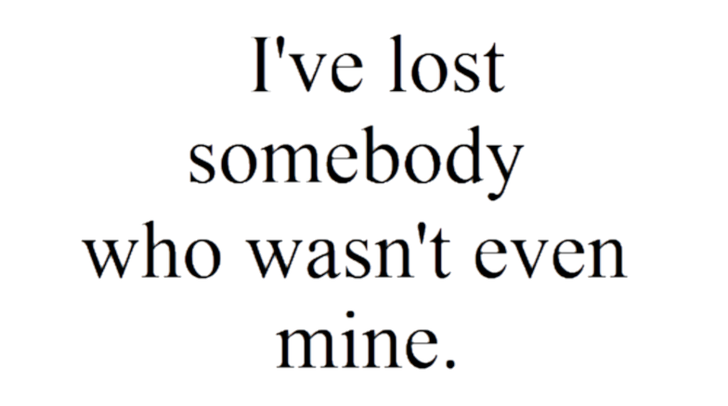 Love Lost Quotes Simple Love Lost Quotes Tumblr Sticker By OrIsItReal