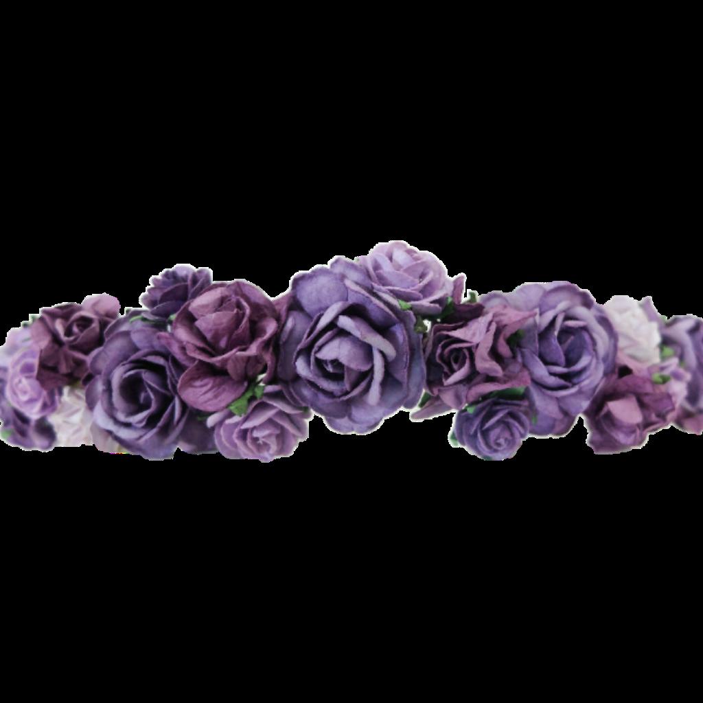 Crown flowercrown flowerheadband purple crown flowercrown flowerheadband purple izmirmasajfo