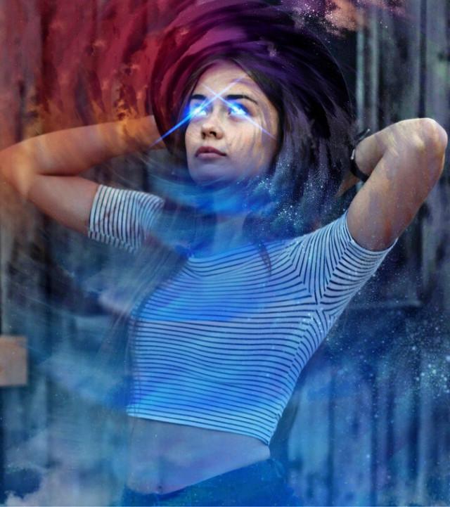 #freetoedit #lensflare #spiral #shine #colorful