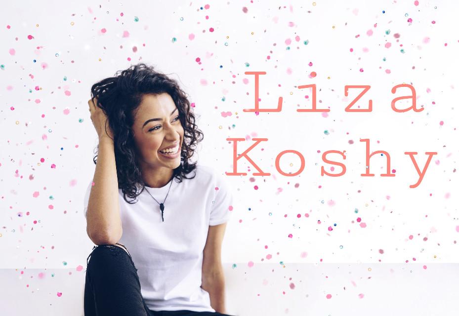 #freetoedit #LizaKoshy #happybirthday