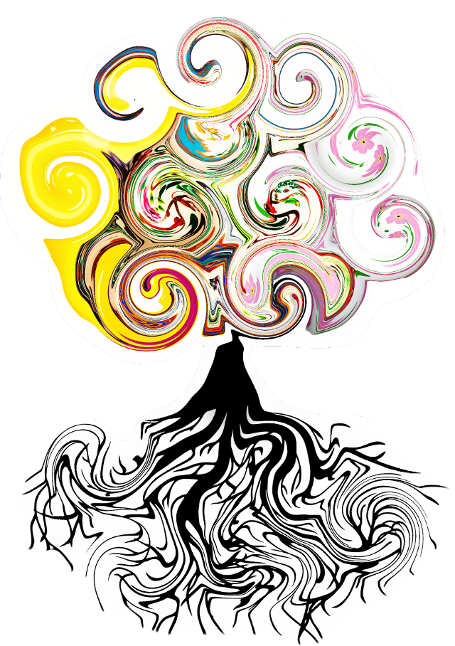 #tree #colorful