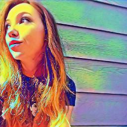freetoedit girl colorful magic soulful