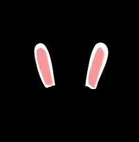 bunnyears cute toedit soft conejo freetoedit