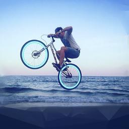 freetoedit moment jump fly shoot