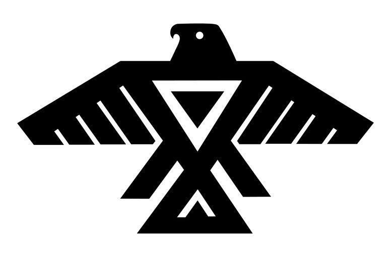 Anishinabe Ojibway Ojibwe Native Firstnations Thunderbi