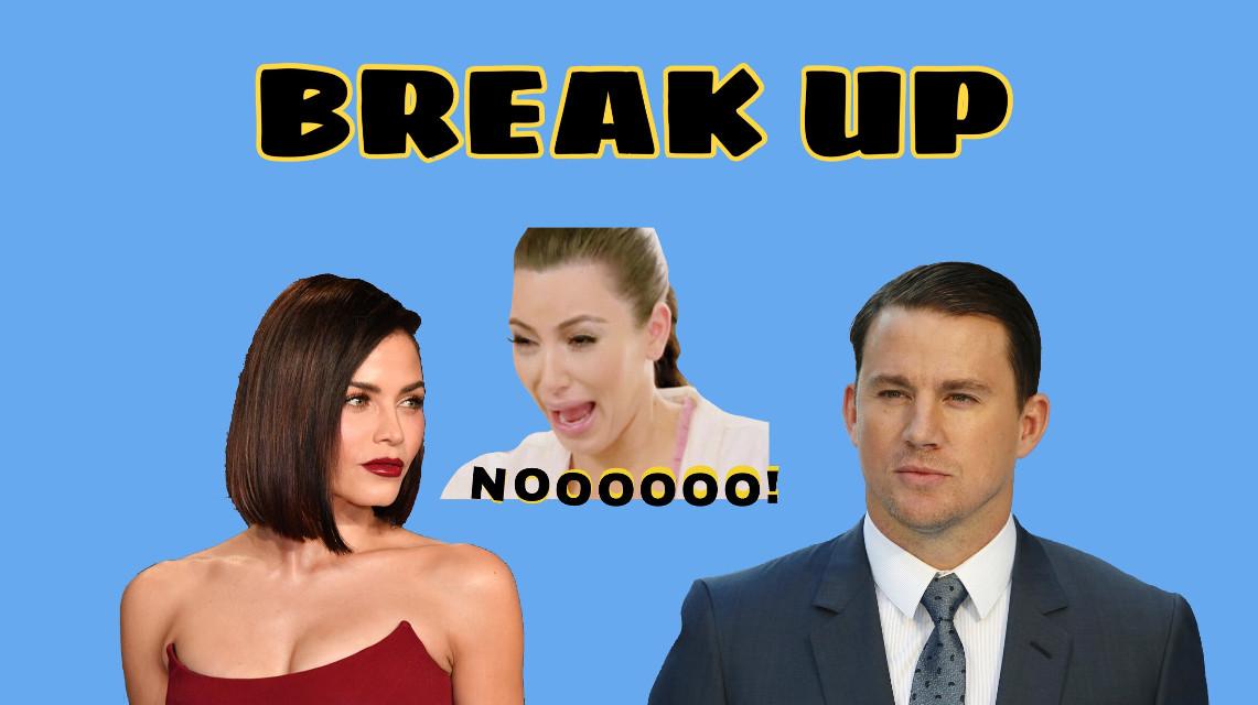 #freetoedit 👉🏼 #BreakUp #ChanningTatum #JennaDewan #KimKardashian #No #Nooo ⚡️ @pa