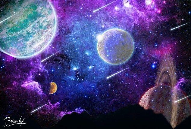 #freetoedit #estrellas #galaxia #universo #planetas #cometas @brian_galaxy