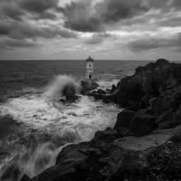 seashore sea_side scseahorse lighthouse sardinia