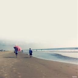 pcumbrellas umbrellas freetoedit assateagueisland myoriginalphoto