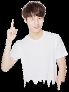 korean koreanboy happy kpop boy freetoedit