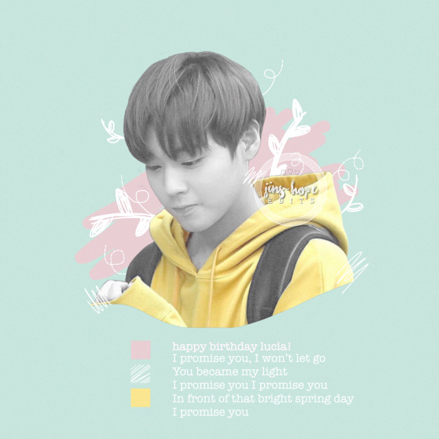 happy birthday angel @kseoul95 !!! 💖💕💞💕💖💖 i hope you have the best birthday lucia!!!! ILYSM 💖💖  requests are closed!  #wannaone #wannaonejihoon #parkjihoon #jihoon #kpop #pastel #edit #kpopedit   sticker from kpoper_buddy inspired by winter-moment, ohtaejimin 💖💖
