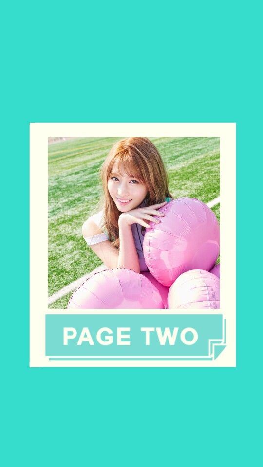 Twice Momo Cheerup Pagetwo Kpop Jyp Wallpaper