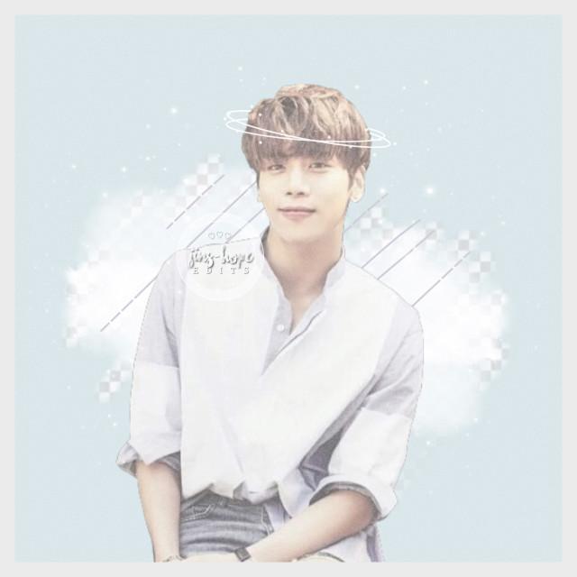 happy birthday angel 💖💗💞  requests are closed!  #shinee #shineejonghyun #kimjonghyun #jonghyun #youdidwelljonghyun #kpop #pastel #edit #staystrongshawols