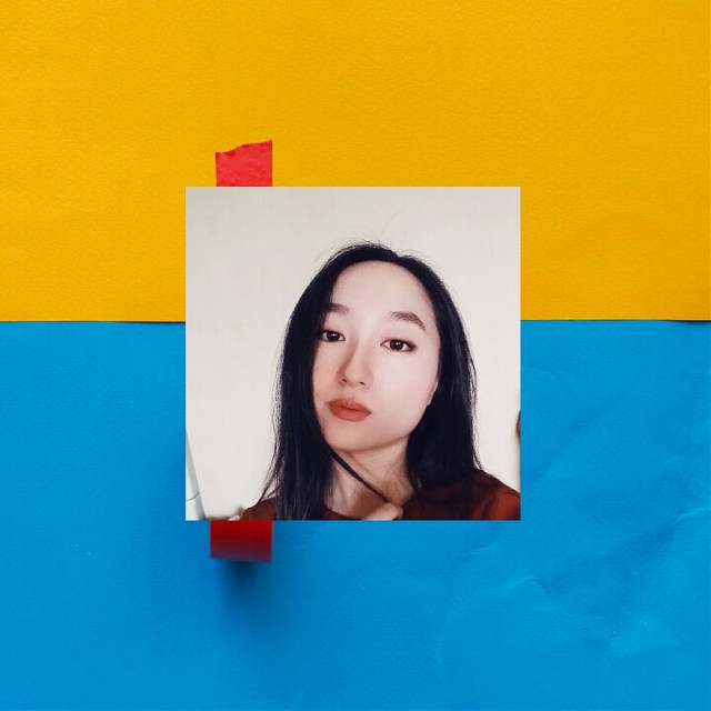 ❤💙💛  #colors #selfie #selca #korean #girl #smile #snapchat #filter #cute #love #nostalgic #weekendvibes #kpop