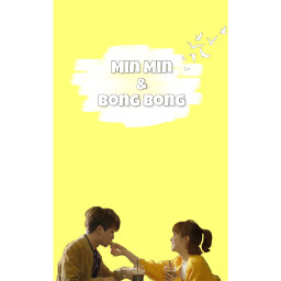 freetoedit wallpaper strongwomandobongsoon minmin bongbong