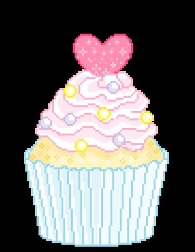 Pixelpng Cupcake Pixelart Pixel Pixelsticker Pixelstick