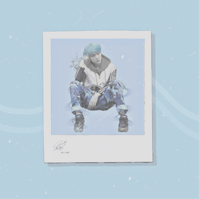 Might delete 🤷🏼♀️😂  #bts #yoongi #kpop #bangtanboys #bangtansonyeondan #suga #blue 🦋