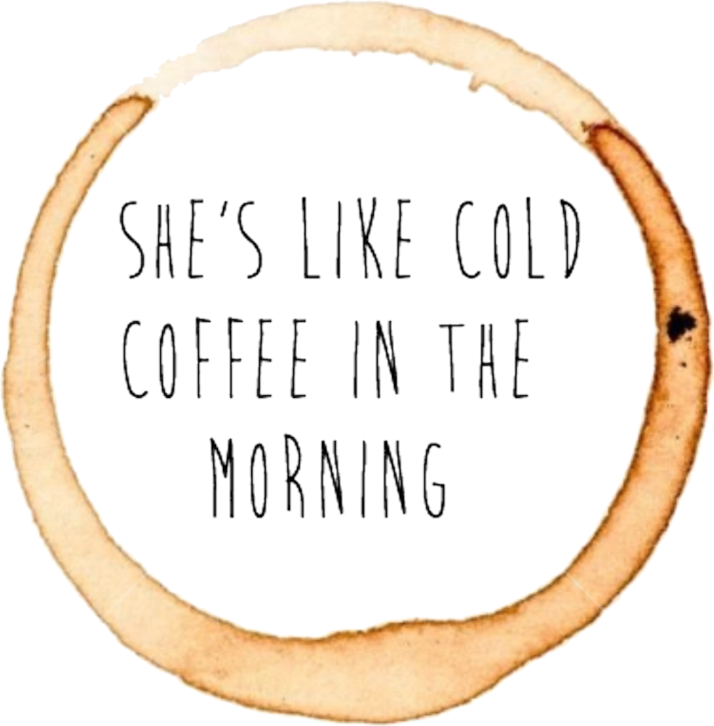 coffee quotes tumblr - Sticker by OrIsItReal?