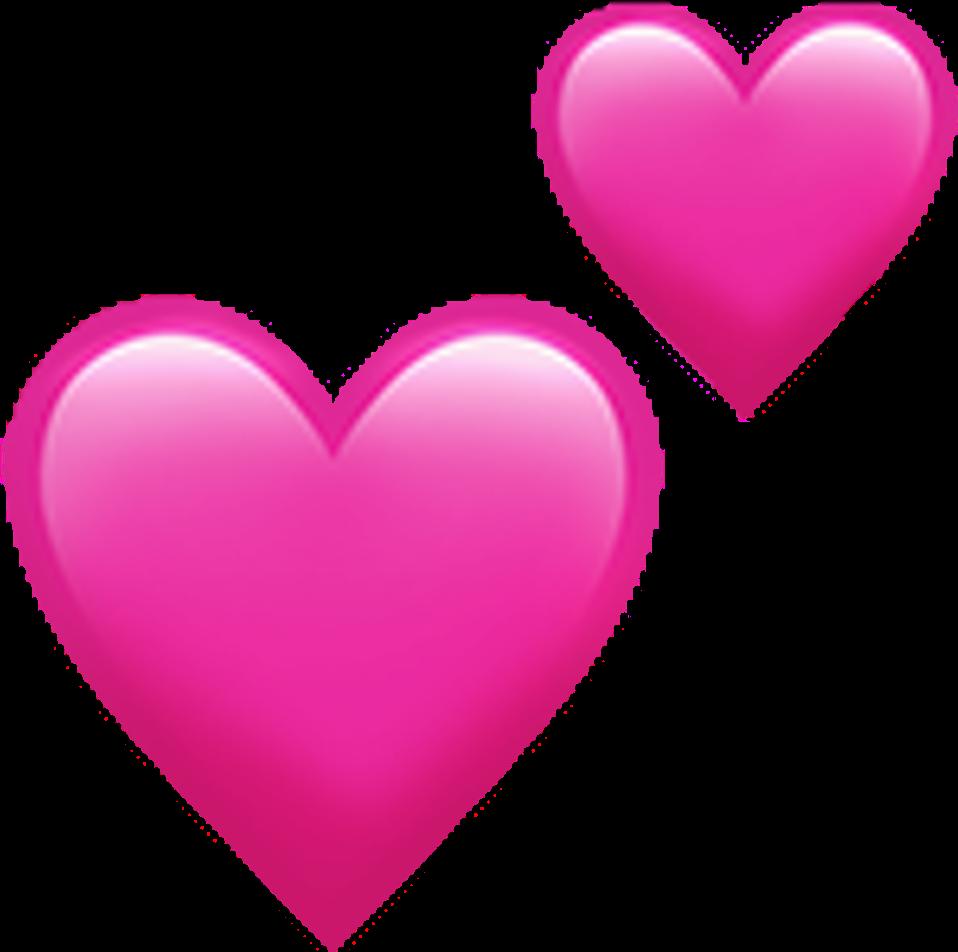 iPhone Heart Emoji Love Tumblr heart emoji love tumblr...  iPhone Heart Em...