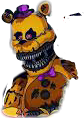 nightmarefredbear - Sticker by ADRIAN!