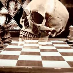 chess chessbattle destino destiny death freetoedit