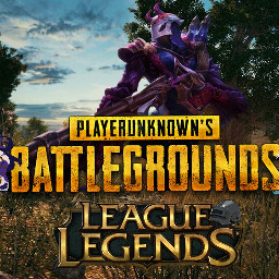 league battleground pubg lol leagueoflegends freetoedit