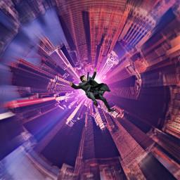 buildings lensflare dodgereffect focalzoom freetoedit remixit