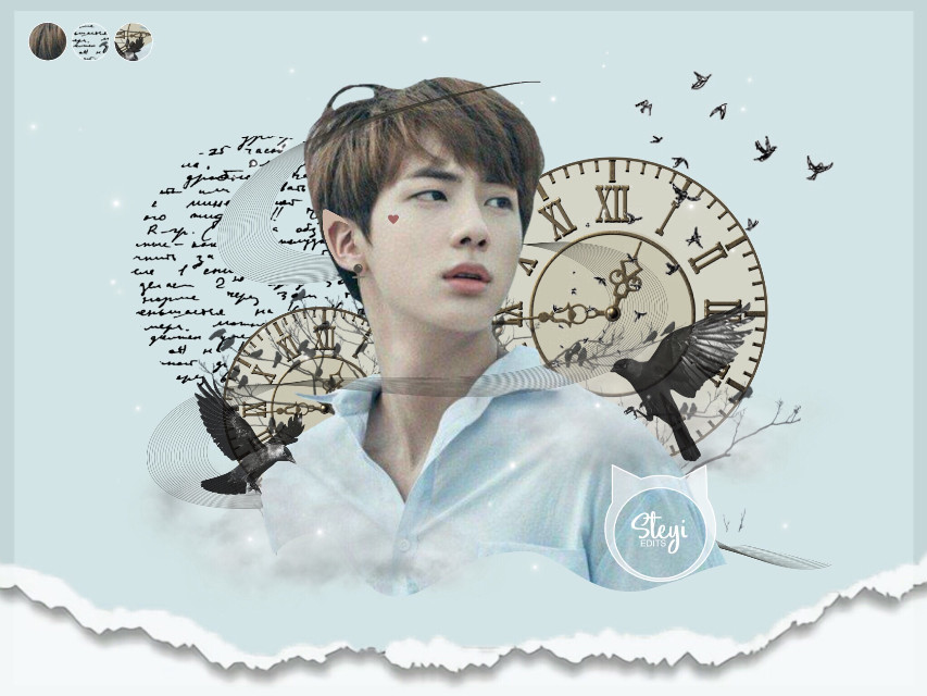 I hate making mistakes on my edits 😭 I'm a perfectionist and every little detail must be perfect but somehow that 6 got away from me. Darn it! Here's another clock edit for redemption :')  Alsooo, how about a q&a? Comment down questions you'll like to ask me 😄   I'm a fourth into the steyibingo edits and edits in general. I'll continue tomorrow (if I do have time) It's new years week and my sisters birthday week as well. What a festive week!   See you later, lovelies~ take care ☺️💕 Back to sleep...   WAIT! I totally forgot to ask. Do you guys still remember the steyckerchallenge I was hosting? If not, I think that challenge might be fun for some people. You just have to use 3 stickers of mine. More info on the red/pink Jhope and Jimin edit. It's just for fun, so no deadline or whatnot  I cut out and make nice design stickers too. Even better! 😎  sticker cr to everyone I used stickers from. I'll put in the usernames later  #kpopedits #edits #kpopedit #edit #kpop #btsedit #bts #btsjin #seokjin #jin